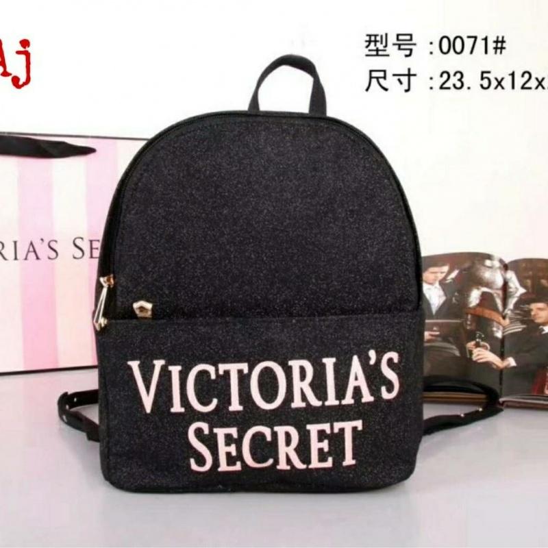 bf3e183a44 Black Victorias Secret backpack from Victoria Secret – coutloot.com