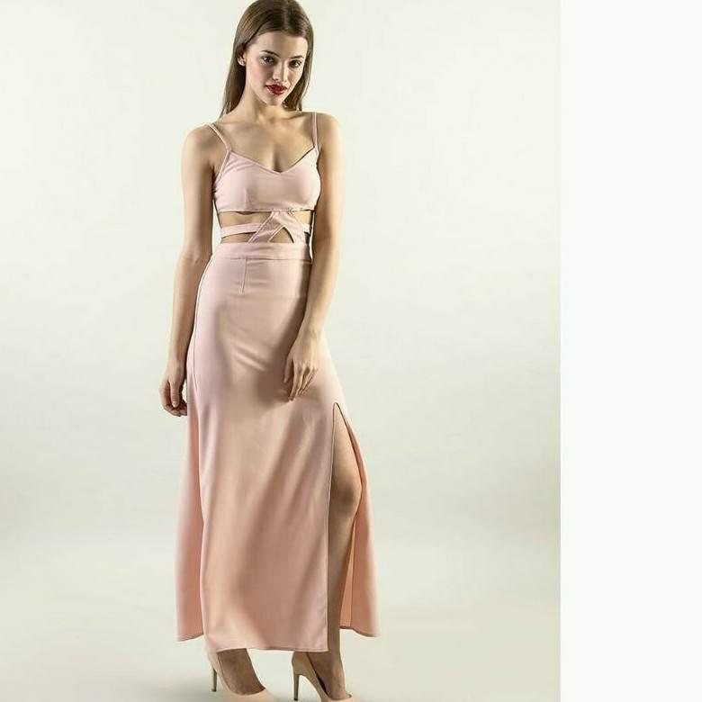 98e88153d Long maxi dress from Stalk Buy Love – coutloot.com