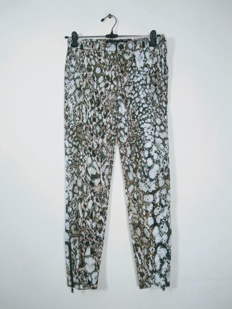f28e807f zara ske print pants from Zara Girls – coutloot.com