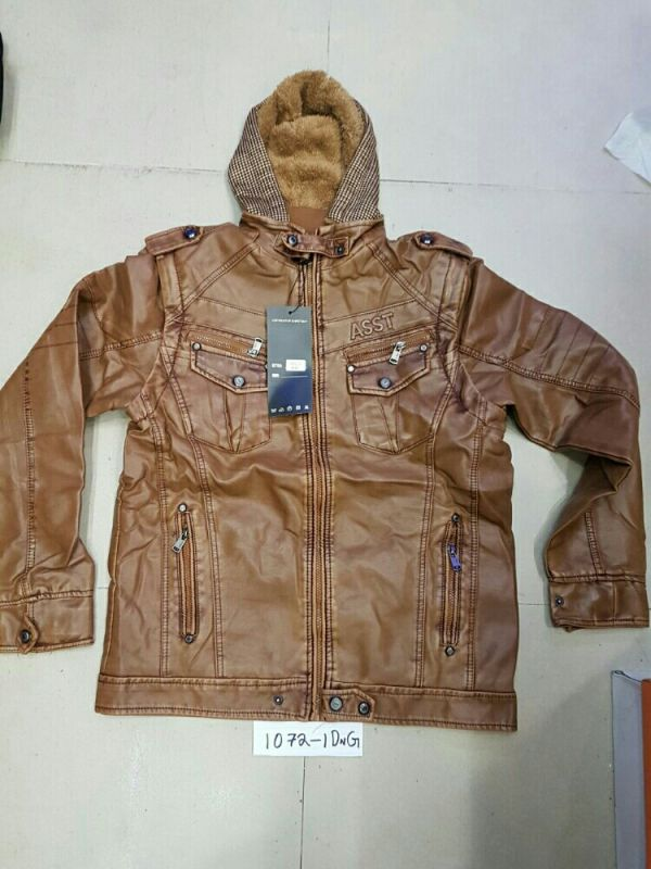 good service buying cheap fashion DG Leather Jacket
