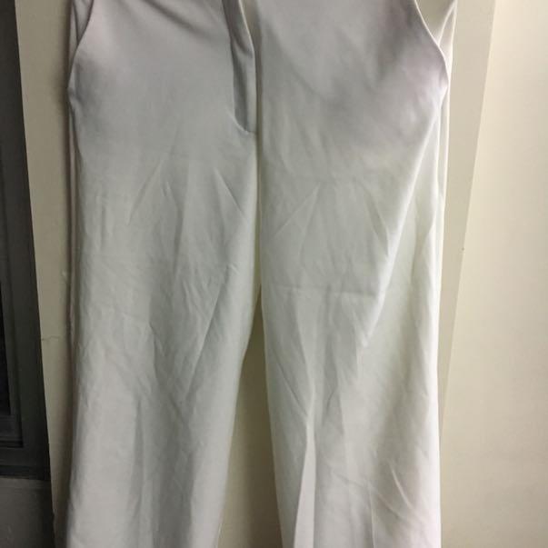 b72dfbe7 Zara Beige Formal pants from Zara – coutloot.com